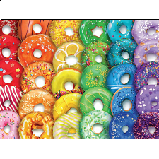 Colorstory: Donuts -