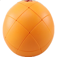 Fruit Series: Orange Cube -