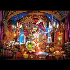 Wizards Workshop -