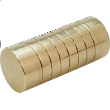 Spinning Tumblers Brass Puzzle -