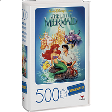 Blockbuster Movie Poster Puzzle - The Little Mermaid -