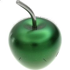 Aluminum Apple - Green -