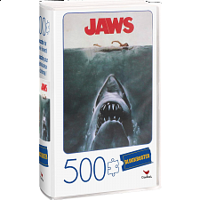 Blockbuster Movie Poster Puzzle - Jaws -