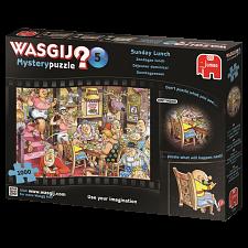 Wasgij Mystery Retro #5: Sunday Lunch! -
