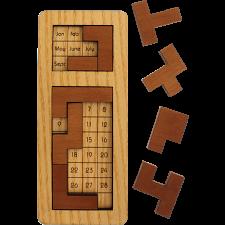 Puzzlendar - Monthly -