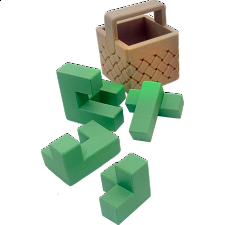 Sandwich - Akaki's Picnic Basket Puzzle -