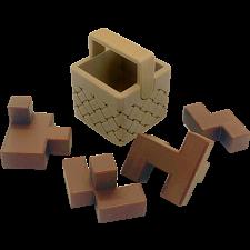 Chocolate - Akaki's Picnic Basket Puzzle -