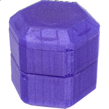 Priceless Puzzle Series #4 - Amethyst -