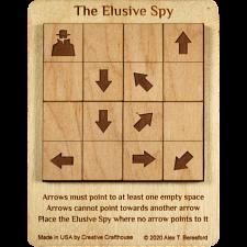 The Elusive Spy -