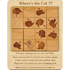Where's the Cat?? -