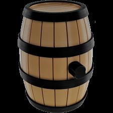 Barrel Cooper's Puzzle Box -