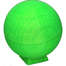 Screwball - Mysterious Puzzle Orb -