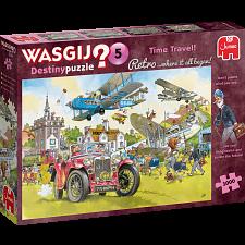Wasgij Destiny Retro #4: Time Travel -