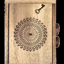 OT OverTime Box: Series II - Mandala With Key -