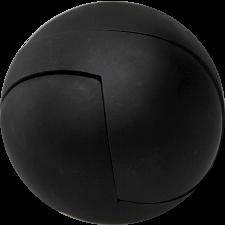 Venn Puzzle - Carbon Black -