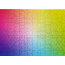 Gradient - 2000 Piece Jigsaw Puzzle -