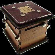 Puzzle Box 09 (Laby Box) -