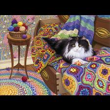 Comfy Cat -