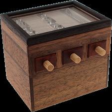 Karakuri Visible 5-Ary Drawer (Quinary) -