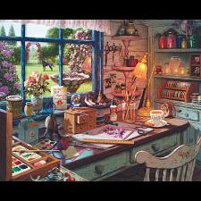 Mom's Craft Room -