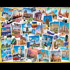 Snapshots of Europe -