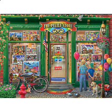 The Puzzle Store -