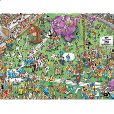 Comic Crowds - Lost Ball -