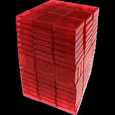 Full Function 3x3x17 II DIY - Clear Red Body -