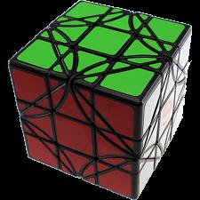 limCube Dreidel 3x3x3 - Black Body -