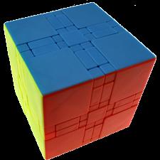 limCube Master Mixup Cube Type 7 - Stickerless -