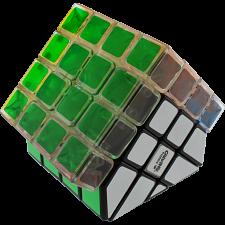 4x4x4 Inverted Glassy House Cube II - Glassy Roof -