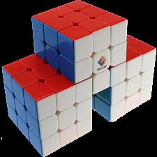Triple 3x3 Conjoined - Stickerless -