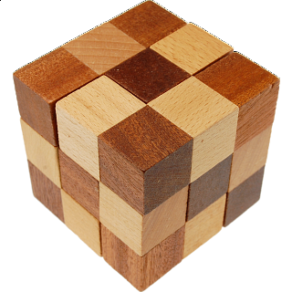 Puzzle Solution for Soma Cube