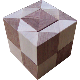 Puzzle Solution for Cubetresor
