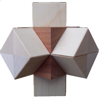 Puzzle Solution for Double Cross