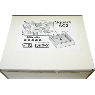 Square AC2 (tray 2)