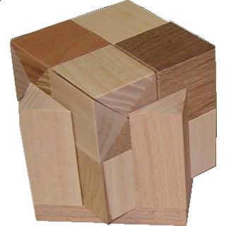 Puzzle Solution for Cube 3