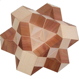 Puzzle Solution for Star of David - Vinco