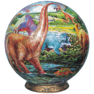Jurassic Age: 9 inch