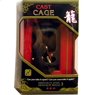 Cast Cage