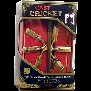 Cast Cricket