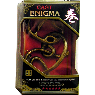 Cast Enigma - Metal
