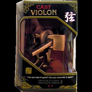 Cast Violon