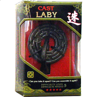 Cast Laby