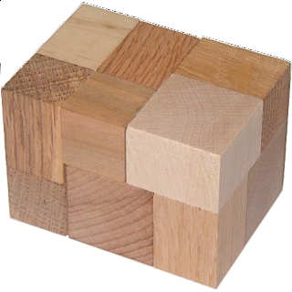 Puzzle Solution for Block or Cube