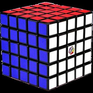 Rubik's Professor Cube (5x5x5)