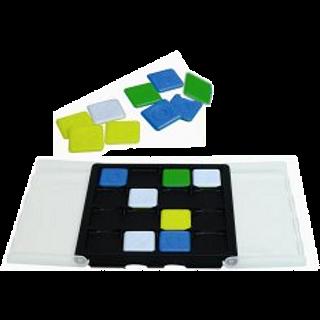 Rubik's Tac Toe
