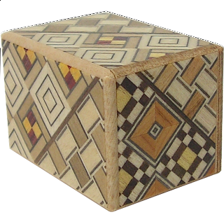 Puzzle Solution for Mame 22 Step Koyosegi Pattern #2