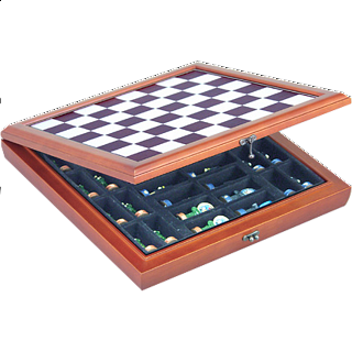 15 inch Cherry Wood Storage Board