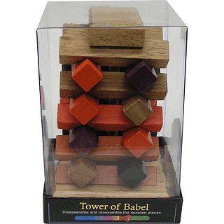 Tower of Babel - Puzzle Master